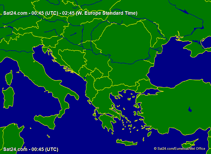 Prognoza meteo Romania 13 Martie 2020 Romania (Romania weather forecast for today).