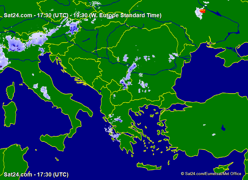 Prognoza meteo Romania 13 Februarie 2020 Romania (Romania weather forecast for today).