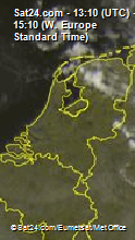 Satelliet beeld